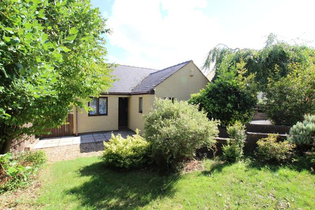 Detached bungalow to rent in Pen Y Fan Close, Libanus, Brecon