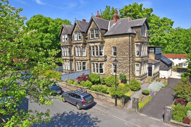 Thumbnail Semi-detached house for sale in Wordsworth Crescent, Harrogate