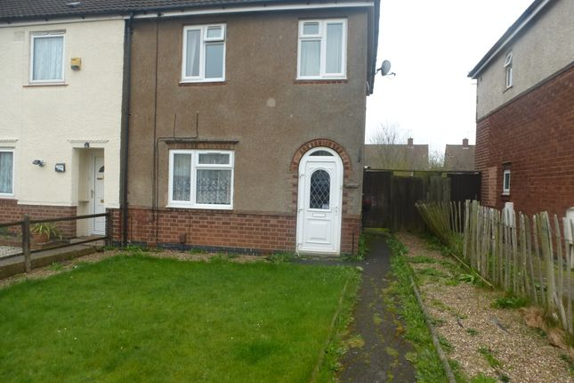 Front of Beake Avenue, Radford, Coventry CV6
