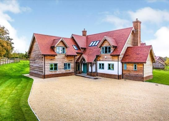 Thumbnail Detached house for sale in Ghyll House Farm, Horsham, West Sussex
