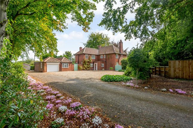Thumbnail Detached house for sale in York Road, Deighton, York
