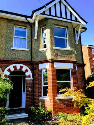 Thumbnail Semi-detached house for sale in Lynchford Road, Farnborough, Hampshire