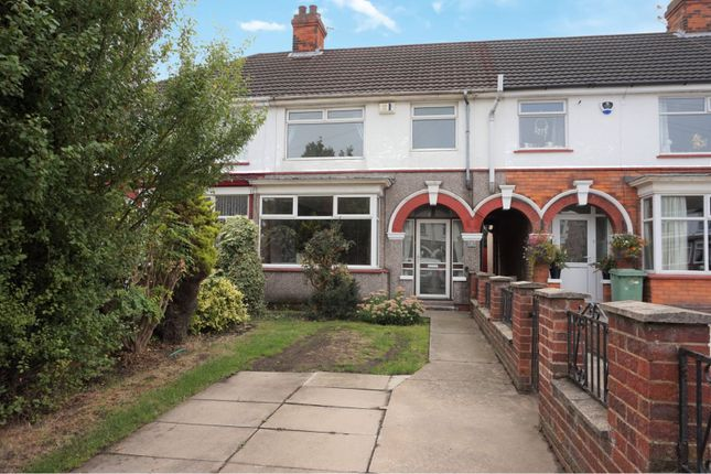 Thumbnail Terraced house for sale in Phyllis Avenue, Grimsby