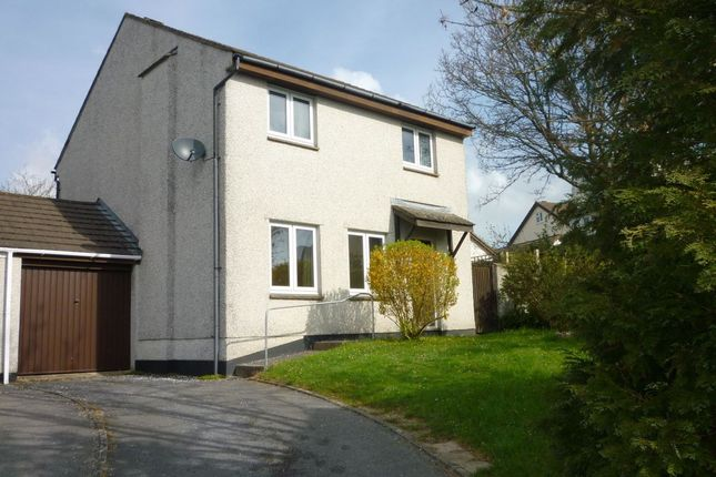 Thumbnail Detached house to rent in Harveys Close, Chudleigh Knighton, Chudleigh, Newton Abbot