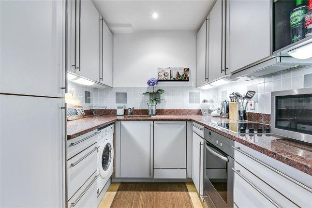 Kitchen of Rose Court, 8 Islington Green N1