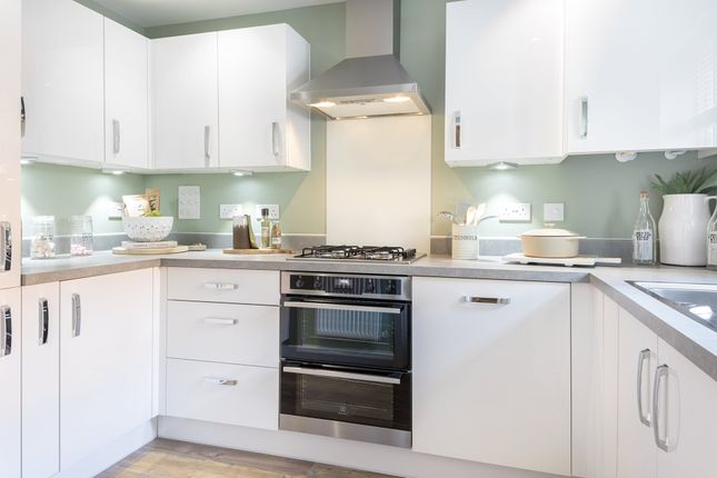"3 bedroom terraced house for sale in ""Bonnyton"" at Frogston Road East, Edinburgh"