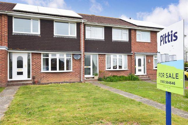 3 bed terraced house for sale in Binstead Lodge Road, Binstead, Ryde, Isle Of Wight PO33