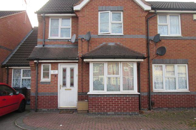 Thumbnail Semi-detached house for sale in Fordrough Lane, Bordesley Green, Birmingham