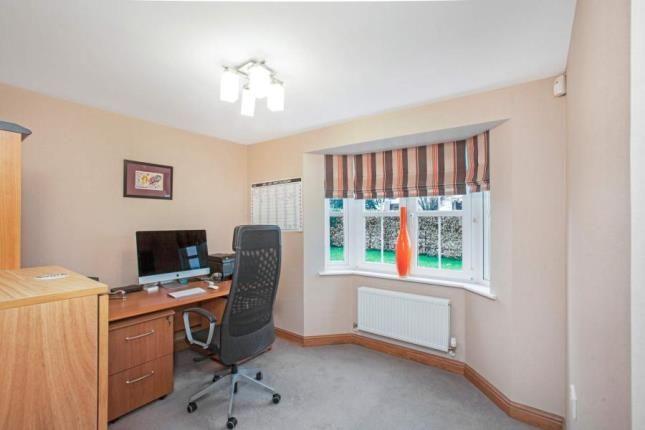 Office / Study of East Nerston Grove, East Kilbride, Glasgow, South Lanarkshire G74