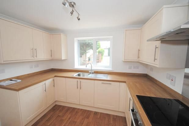 Thumbnail End terrace house to rent in Station Road, Hemyock, Cullompton