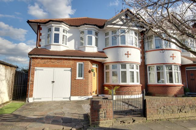 Thumbnail End terrace house for sale in Brendon Way, Enfield