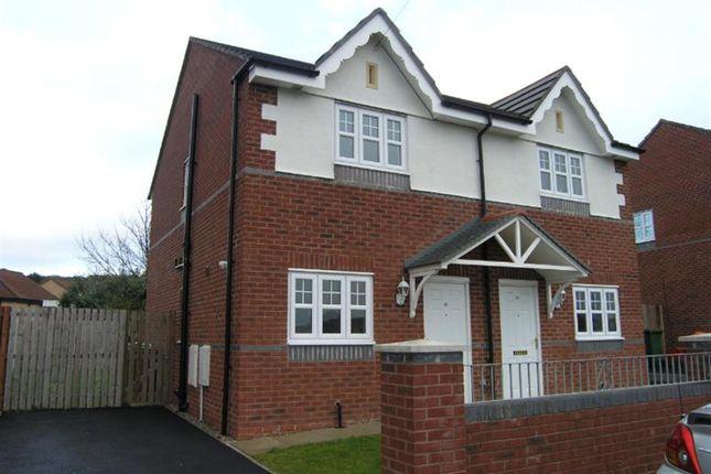 Thumbnail 2 bedroom semi-detached house to rent in Beechwood Drive, Prenton