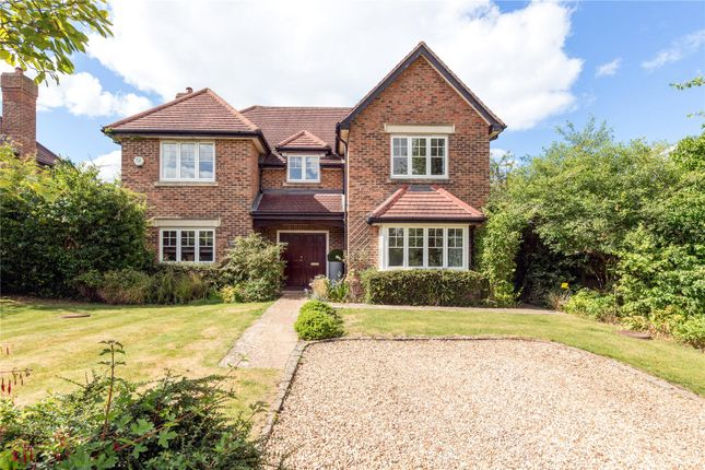 Thumbnail Detached house for sale in Yarnells Hill, Oxford, Oxfordshire
