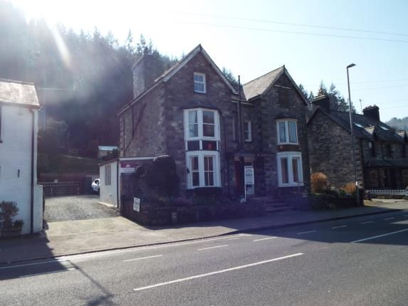 Thumbnail Semi-detached house for sale in Holyhead Road, Betws-Y-Coed, Conwy