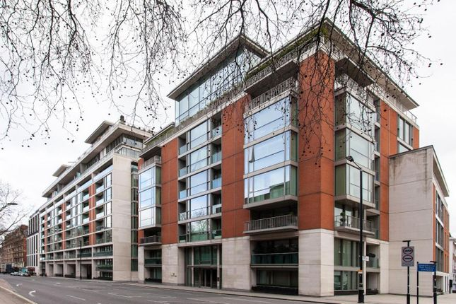 External Of The Knightsbridge Apartments 199 London Sw7