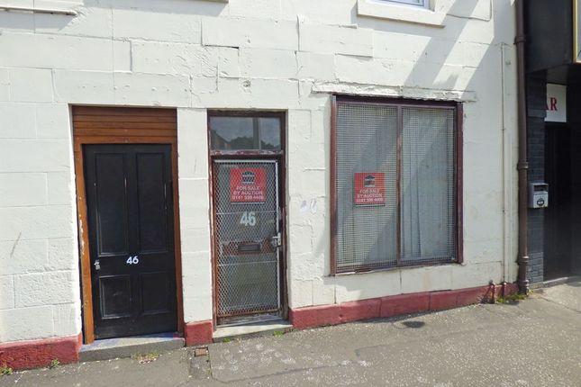 Commercial property for sale in Fulbar Street, Braehead, Renfrew