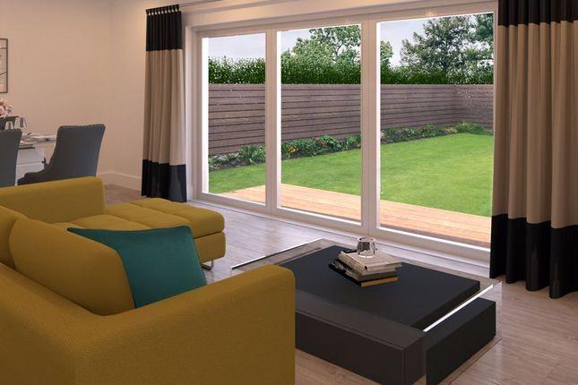 Lounge To Garden of Dighty Estates, Longhaugh Development, Dundee DD4