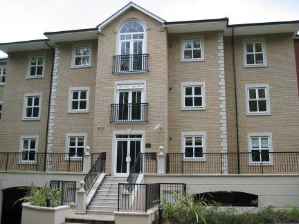Thumbnail Flat to rent in The Manor, Regents Drive, Repton Park, Woodford Green