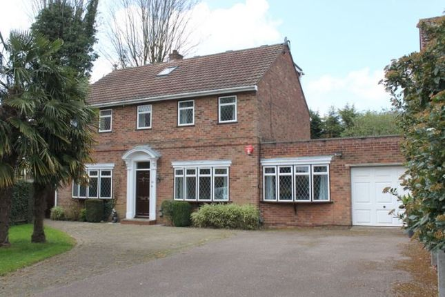 Thumbnail Detached house to rent in Redwell Close, St. Ives, Huntingdon