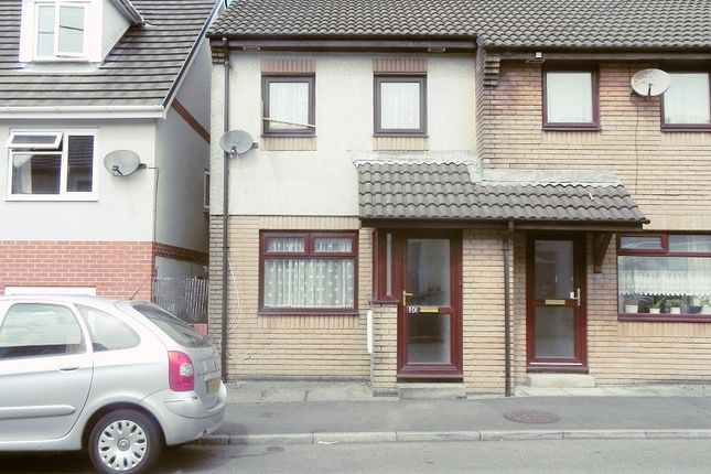 Thumbnail Semi-detached house to rent in Cory Street, Resolven, Neath, West Glamorgan.