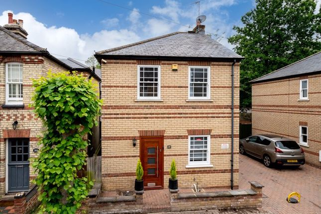 Thumbnail Detached house for sale in Oster Street, St.Albans