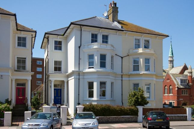 Thumbnail Flat for sale in Chiswick Place, West Of Town, Eastbourne