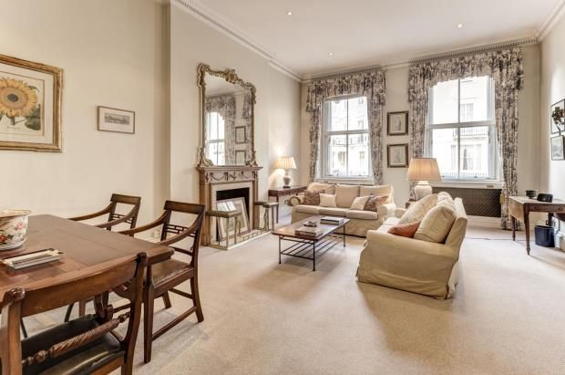 Thumbnail Flat for sale in Chesham Place, Belgravia, London
