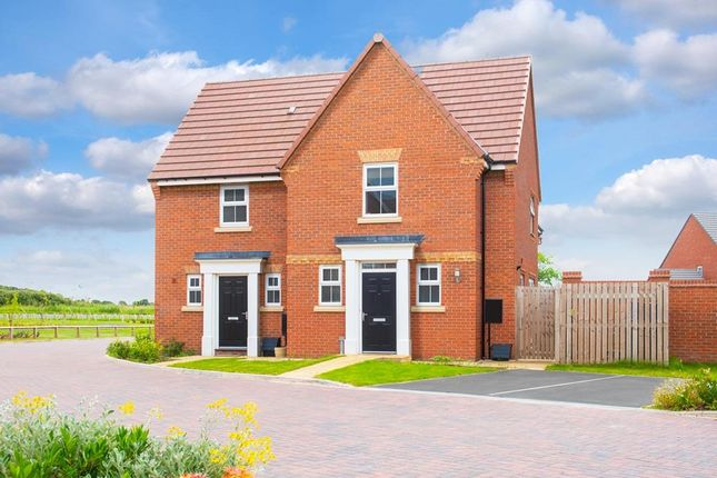 "Thumbnail End terrace house for sale in ""Lewington"" at Shipton Road, Skelton, York"