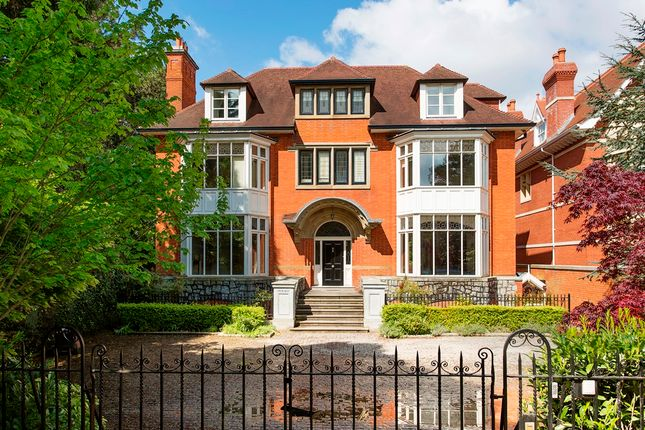 Thumbnail Detached house for sale in Shrewsbury Road, Ballsbridge, Dublin 4, Leinster, Ireland