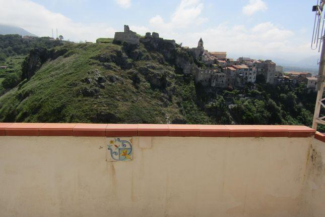 Balcony of Via Faro N50, Scalea, Cosenza, Calabria, Italy