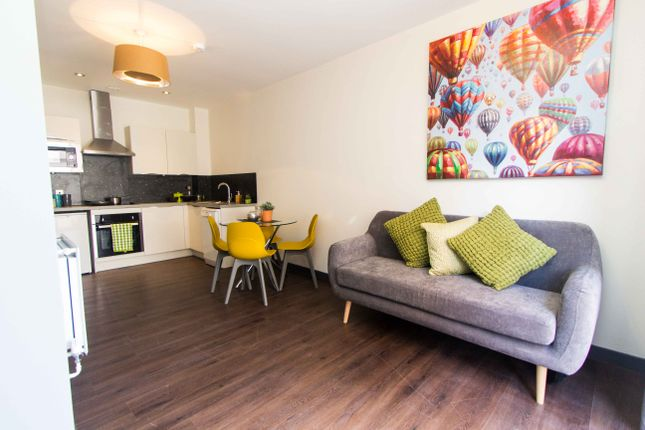 Thumbnail Flat to rent in Apartment 18, 83 Cardigan Lane, Headingley
