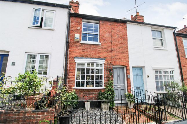 Thumbnail Terraced house for sale in Brook Street, Twyford, Reading