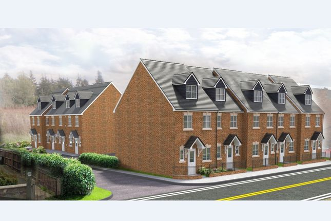 Thumbnail Semi-detached house for sale in Riverside Court, Langley Mill, Nottingham