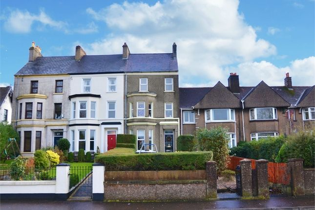 Thumbnail Terraced house for sale in Millburn Road, Coleraine, County Londonderry