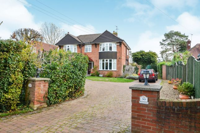 Thumbnail Detached house for sale in School Lane, Stretton On Dunsmore, Rugby