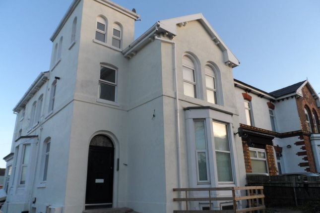 Thumbnail Flat to rent in Elm Grove, Tranmere, Birkenhead