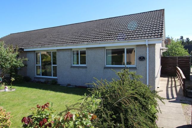 Thumbnail Bungalow to rent in Beaufighter Road, Nether Dallachy, Spey Bay, Fochabers