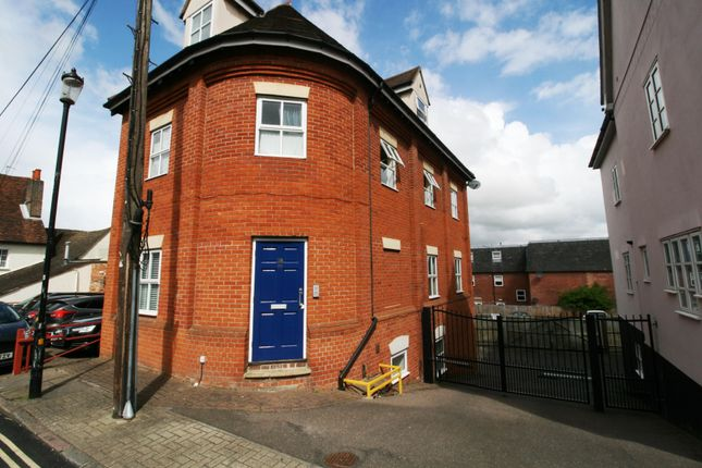 Thumbnail Duplex to rent in Nunns Road, Colchester