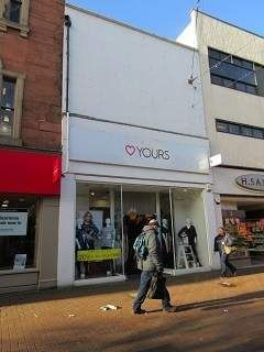 Thumbnail Retail premises to let in English Street, 70/72, First Floor Studio, Carlisle