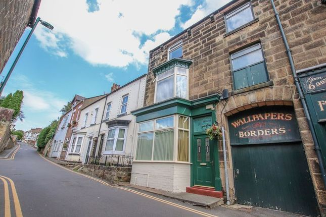 Thumbnail Town house for sale in North Road, Loftus, Saltburn-By-The-Sea