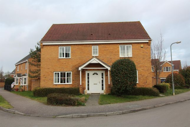 Thumbnail Detached house for sale in Chapmans Drive, Old Stratford, Milton Keynes