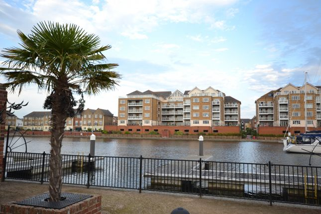 Thumbnail Flat for sale in Golden Gate Way, Sovereign Harbour (North), Eastbourne