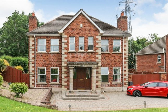 Thumbnail Detached house for sale in Rivergate Lane, Lisburn, County Antrim