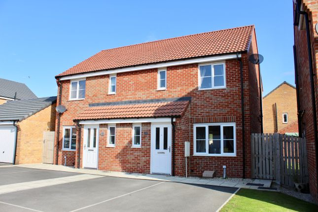 Thumbnail Semi-detached house for sale in Windmill Meadows, Wilberfoss, York