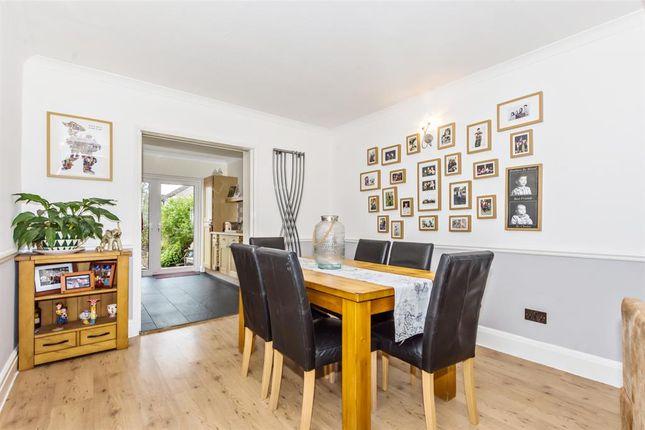 Dining Room Area of Wrotham Road, Welling, Kent DA16
