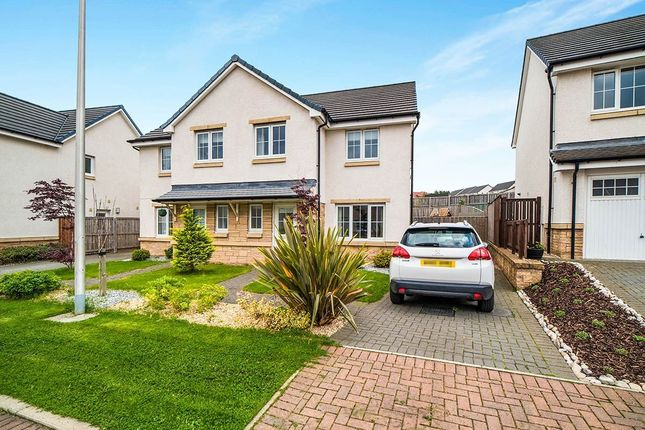Thumbnail Semi-detached house for sale in Sandyriggs Gardens, Dalkeith