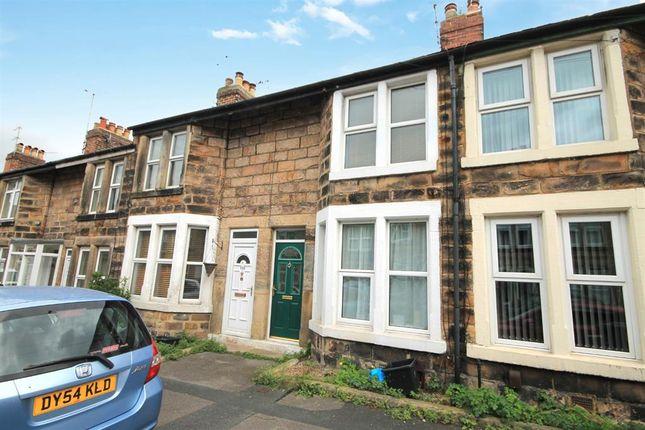 Thumbnail Terraced house to rent in Regent Avenue, Harrogate