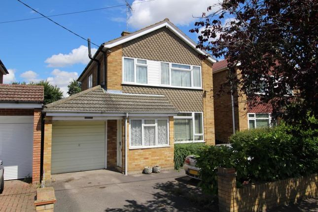 Thumbnail Detached house for sale in Byron Road, Hutton, Brentwood, Essex