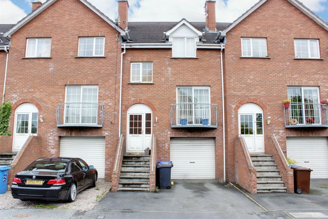 Thumbnail Town house for sale in Stanfield Court, Newtownards