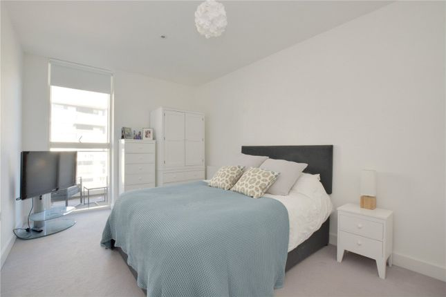 Bedroom of Granite Apartments, 30 River Gardens Walk, Greenwich, London SE10